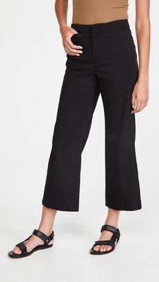 Vince Causal Crop Flare Pants