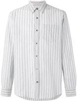 Dries Van Noten pinstripe shirt