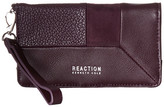 Kenneth Cole Reaction Off Center Tech Phone Wristlet w/ RFID