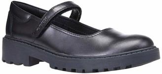 Geox Girls' J Casey P Closed Toe Ballet Flats