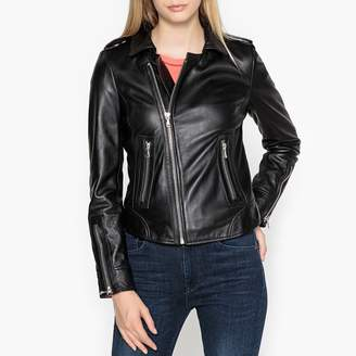 Oakwood Nevada Short Leather Jacket