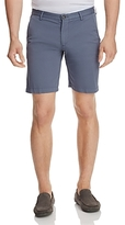 BOSS Rice Cotton Slim Fit Shorts