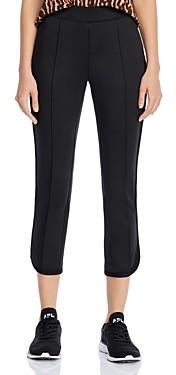 Pam & Gela Curved Hem Crop Pants