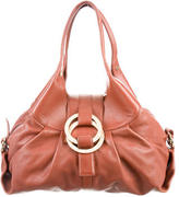 Bvlgari Leather Chandra Bag