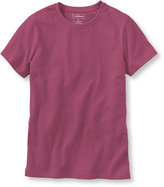 L.L. Bean Carefree Unshrinkable Tee