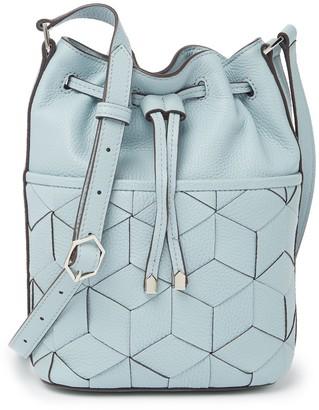 Welden Bags Mini Gallivanter Suede Bucket Bag