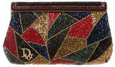 Christian Dior Bead Embellished Clutch