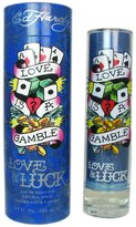 Christian Audigier Ed Hardy Love & Luck by for Men - 3.4 oz EDT Spray