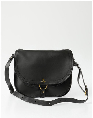 Jerome Dreyfuss Felix Flap Over Crossbody Bag