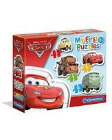 Disney Cars My First Puzzles