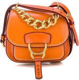 Miu Miu buckle shoulder bag