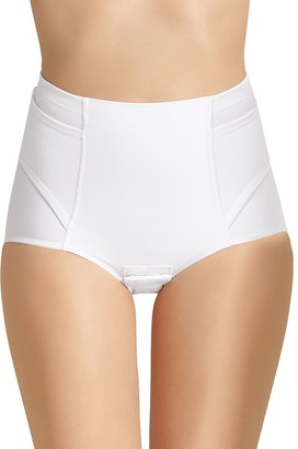 Anita 1887-006 Women's ReBelt White Firm Support Postnatal Maternity Highwaist Brief 18 (Brand Size 40)
