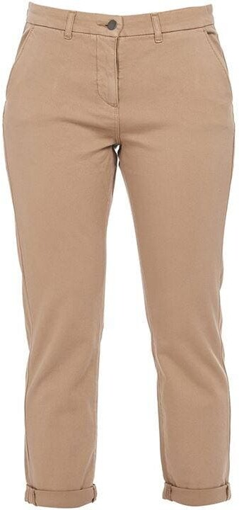 Thumbnail for your product : Barbour Cropped Turn Up Eiko Chino Trousers