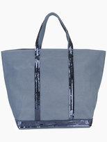 Vanessa Bruno sequined strap tote - women - Cotton/PVC - One Size