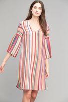 Anthropologie Harlow Silk Dress, Multicoloured