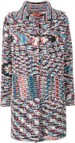 Missoni long cashmere cardigan