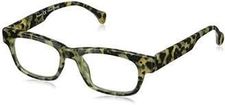 Peepers Unisex-Adult Milestone 2400250 Square Reading Glasses