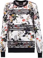 Markus Lupfer Printed cotton-jersey sweatshirt