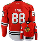 Reebok Boys 8-20 Chicago Blackhawks Patrick Kane NHL Replica Jersey