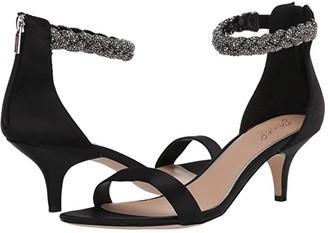 Badgley Mischka Nepeta (Black) Women's Shoes