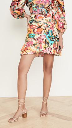 HEMANT AND NANDITA Aroha Skirt