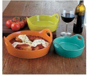 Chefs Italian Baker Set, 3 piece