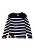 Joe Fresh Stripe Sweater (Little Girls & Big Girls)