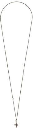 Werkstatt:Munchen Cross Pendant Necklace