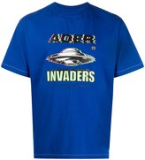 Thumbnail for your product : Ader Error Invaders-print T-shirt