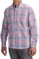 Barbour Brinkley Classic Shirt - Cotton, Button Front, Long Sleeve (For Men)