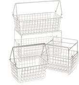 Bed Bath & Beyond Two-Basket Slide Out Organizer