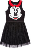 JCPenney DISNEY MINNIE MOUSE Disney Minnie Mouse Sleeveless Knit Dress - Girls 7-16