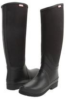 Hunter Regent St. James (Black) - Footwear