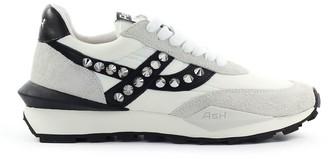 Ash Spider Studs White Sneaker