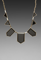 Harlow House of House of Black Resin Necklace