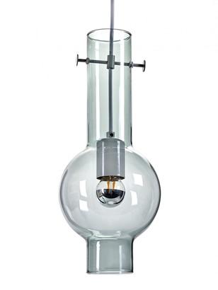 Serax - Grey Glass Ceiling Light - Grey/Glass