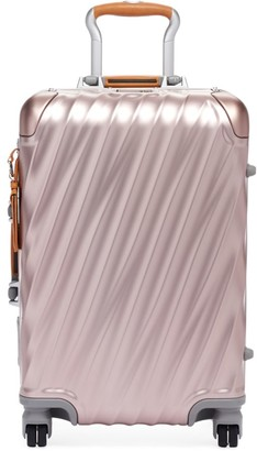 Tumi 19 Degree Aluminum International Carry-On Luggage