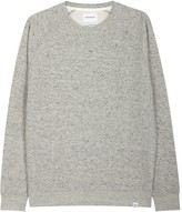 Norse Projects Ketel Stone Cotton Blend Sweatshirt