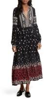 Sea Women's Eloise Print Silk Maxi Dress
