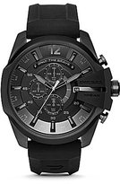 Diesel Men's Chief Series Stainless Steel Silicone Strap Chronograph Watch