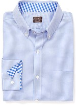 J.Mclaughlin West End Trim Fit Shirt In Gingham