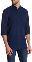 Joe Fresh Standard Fit Solid Shirt