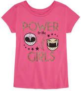 Power Rangers Girls T-Shirt- Girls' 7-16