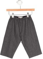 Bonpoint Boys' Virgin Wool Straight-Leg Pants