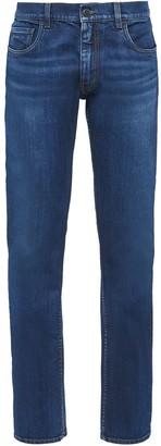 Prada New comfort regular-fit jeans