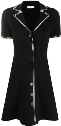 Sandro Laureene collared dress