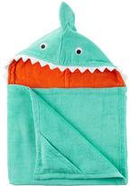 Carter's Shark Hooded Towel