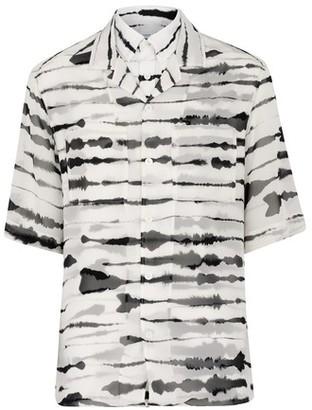 Burberry Printed short sleeves shirt