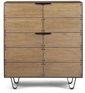 Brayden Studio Yasmine Bar Cabinet