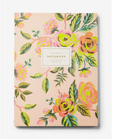 Express rifle paper co. jardin de paris notebook